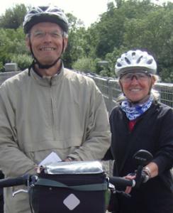 John and Ann Cave