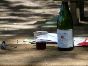 The perfect Loire wine for a picnic lunch