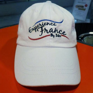 Experience France by Bike Cap